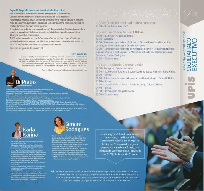 UPIS - Folder - Secretariado_VF